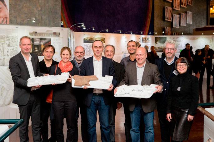 Architekten Karlsruhe aktuelles sanierung badisches staatstheater karlsruhe